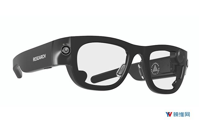 Facebook发布AR眼镜研究型项目Project Aria