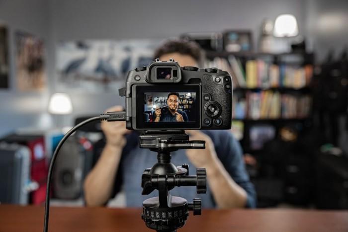 佳能EOS Webcam Utility正式发布:支持42款机型13个应用