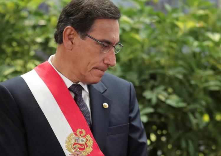 秘鲁总统紧急申请延迟弹劾程序 被宪法法院拒绝