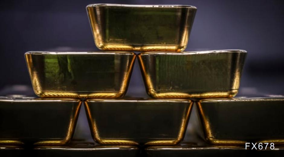 黄金价格1950美元上方微升,全球宽松模式持续,另一因素或开启多头狂欢盛宴