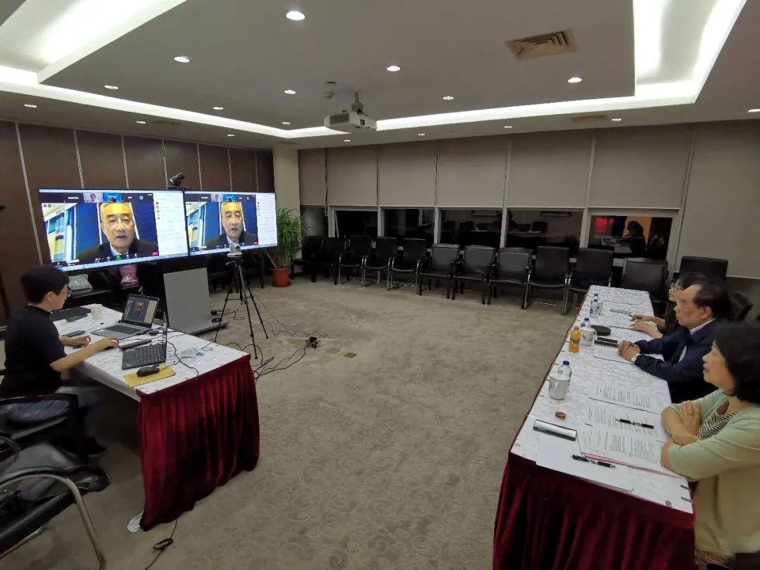 新闻 | 《WHO中医药术语国际标准》第二次全球审评会议召开图片