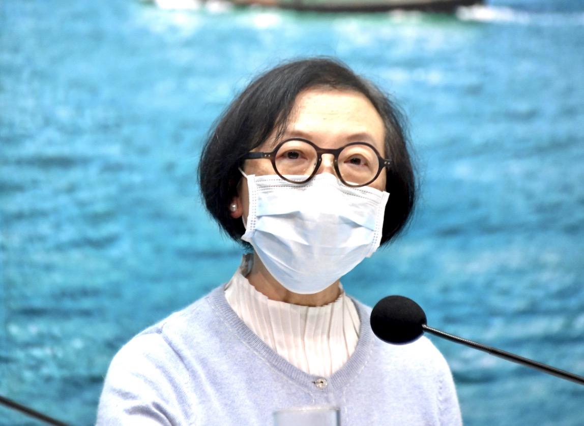 香港特区政府针对特定群体的新冠肺炎检测计划将常态化图片