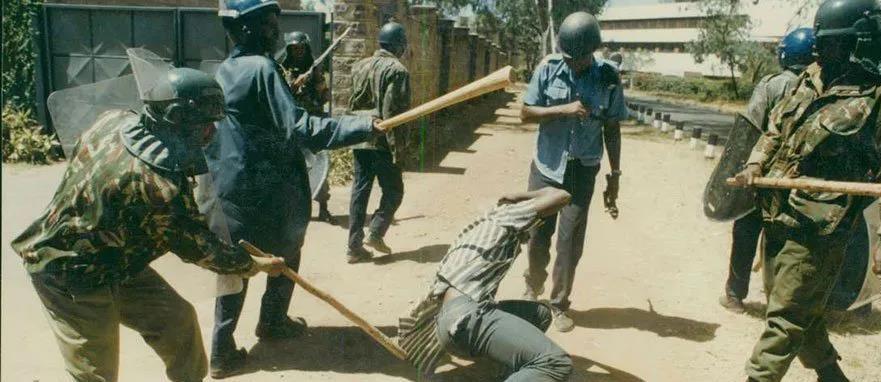 肯尼亚3月至6月期间至少30人死于警察过度使用武力