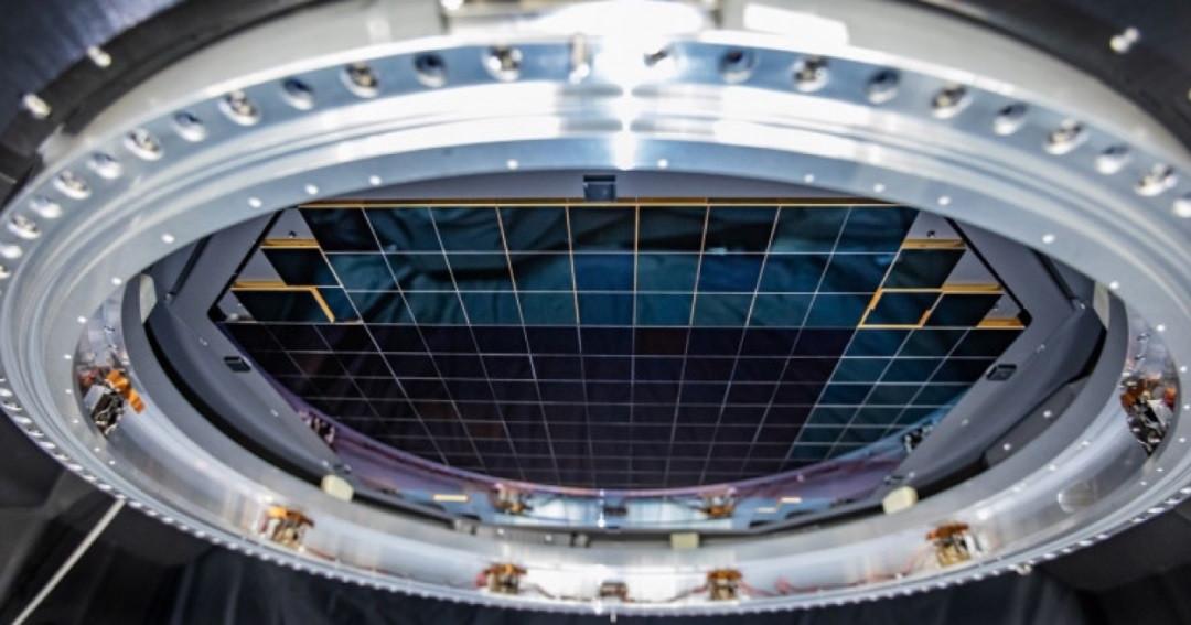 全球最大数码相机,拍摄了首张 3200 兆像素的照片:巨型西兰花