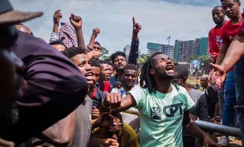 埃塞俄比亚爆发种族冲突 本月已导致至少120人死亡