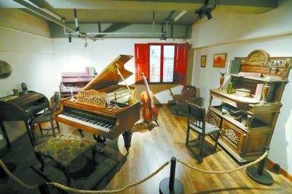 贝多芬展揭幕音乐厅艺术空间首秀图片