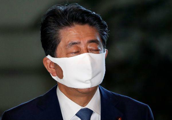 """外媒:日本""""后安倍外交""""或更强硬"""