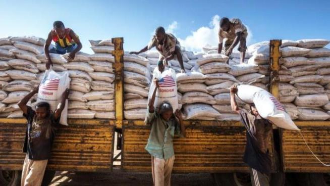 超过1500万埃塞俄比亚人需要紧急粮食和非粮食援助