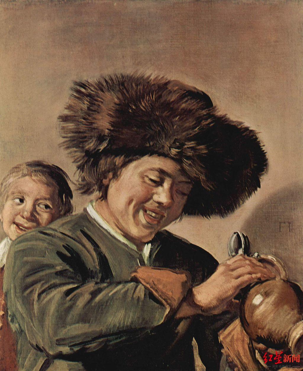 估价上亿的荷兰名画《两个微笑的男孩》第三次被盗