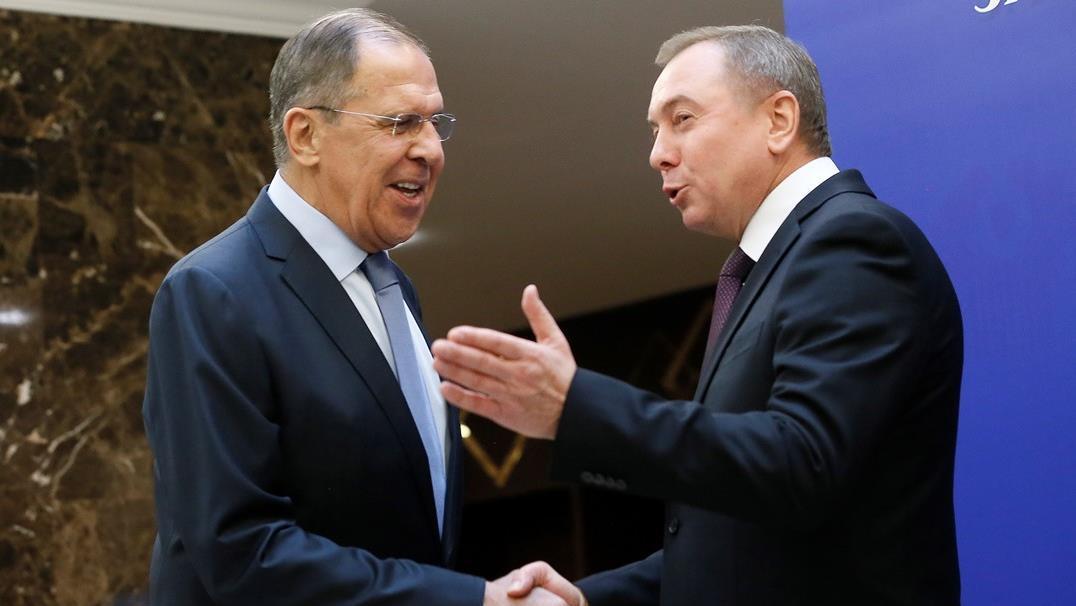 俄白外长会晤:白俄罗斯内政不容他国干涉