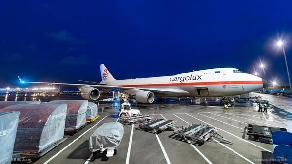 深圳机场新开两条定期洲际货运航线 全货机航线通达五大洲