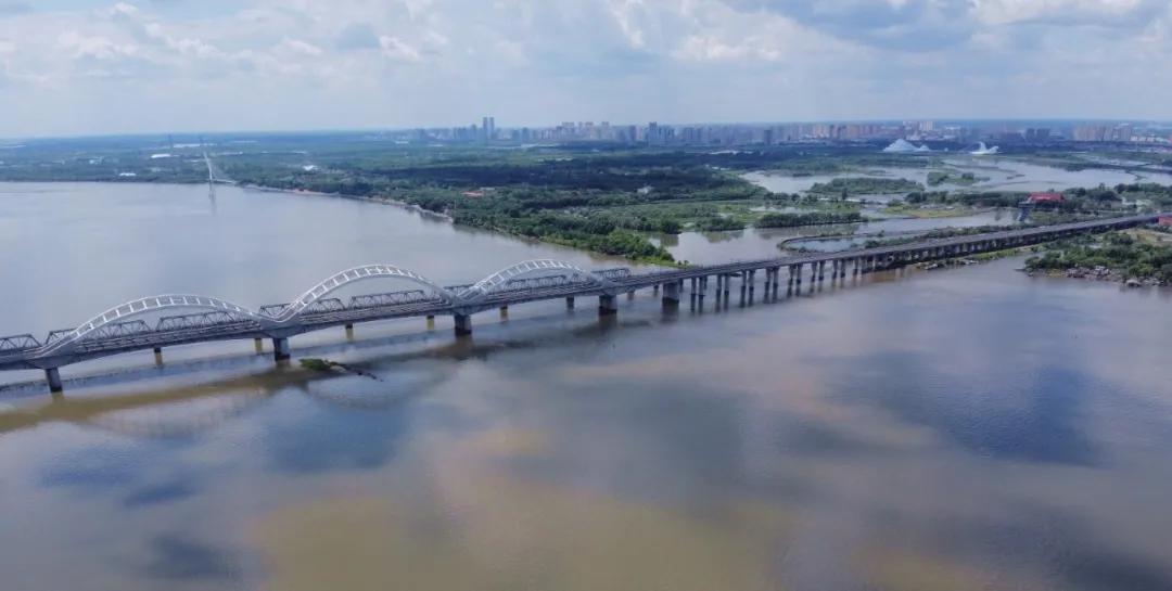 黑龙江省7条河流14个站点超过警戒水位 19座水库超汛限运行图片