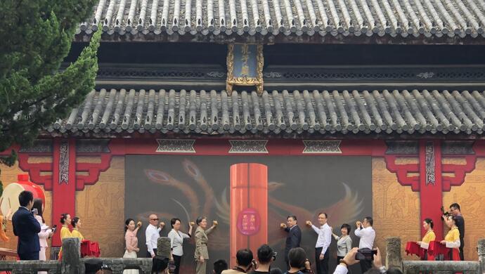 """超百万人线上围观!上海嘉定孔庙""""牵手""""台北孔庙,干了这件大事图片"""