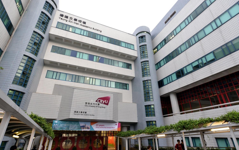 香港城市大学内地生遭袭击辱骂 涉事香港女子被捕图片