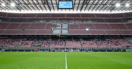意甲联赛开放观众入场 每场最多1000人