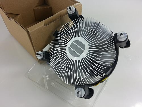 为啥带K后缀的英特尔CPU都不送散热器?