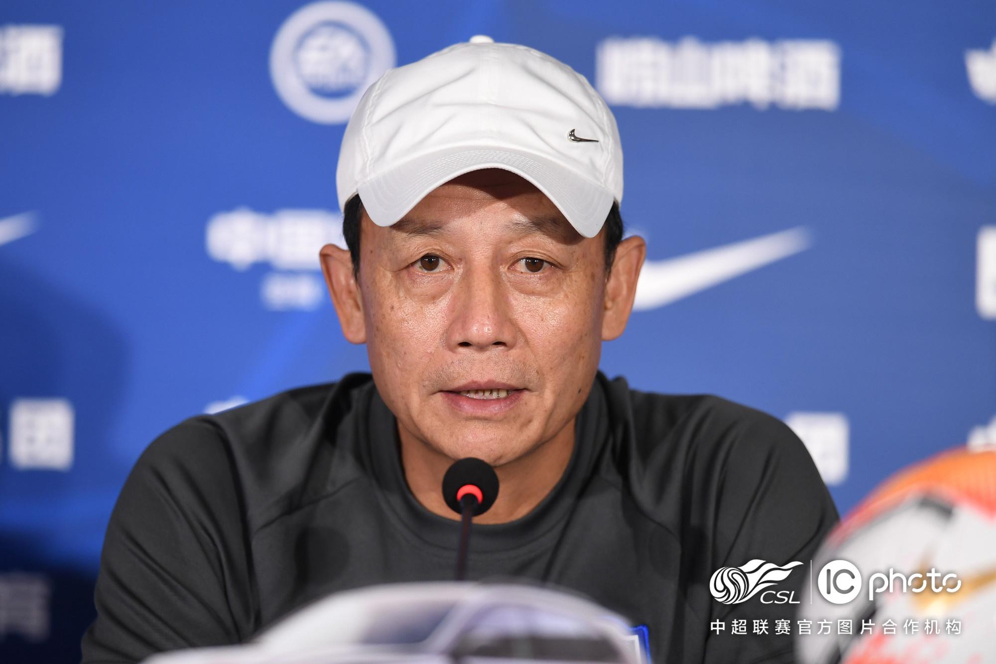 赛前声音 | 王宝山:乔纳森不能出战艾哈影响不大 谢峰:争取再取得一波三连胜