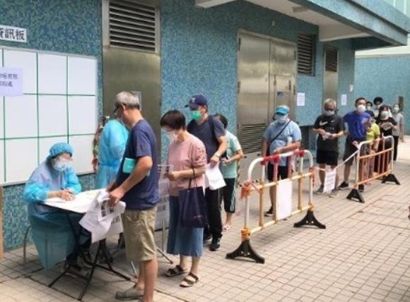 香港反对派议员助理涉嫌偷口罩 引发内部互相推诿图片