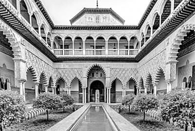地中海世界的建筑艺术:欧洲和中东文化互动的一个面相