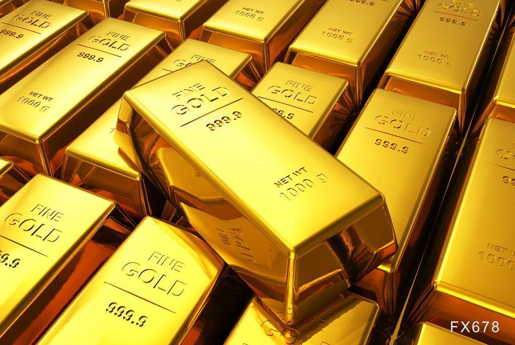 黄金交易提醒:低位买盘强劲 黄金ETF持仓创逾7年高位