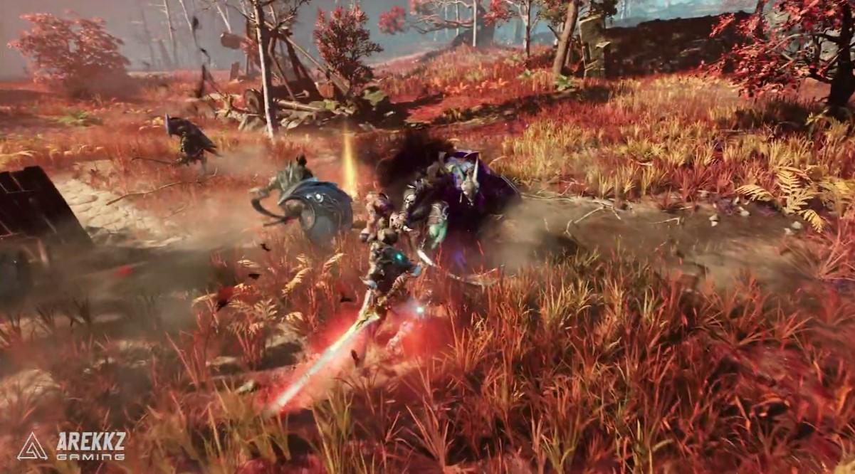《众神陨落》35分钟实机演示 详细展示战斗机制
