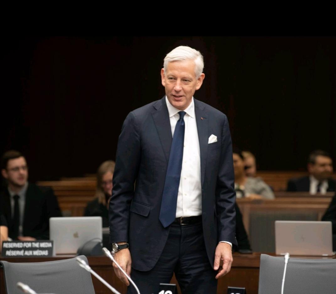 加拿大驻华大使呼吁加拿大应在对华关系上更加努力图片