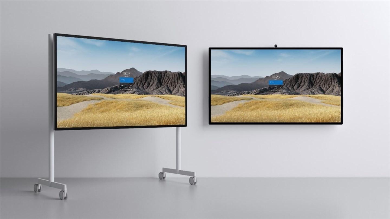 14.9 万元!微软 85 英寸版 Surface Hub 2S 开启预订,明年 1 月发货