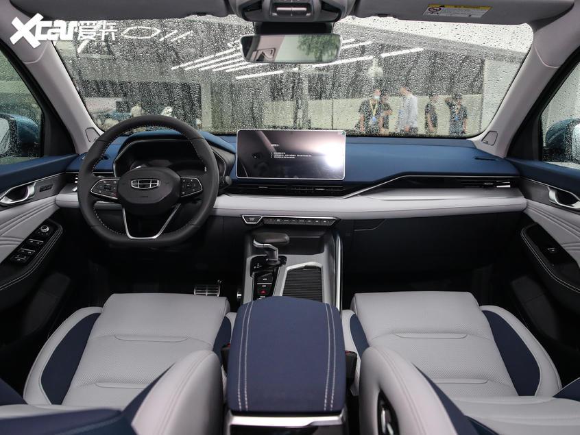 吉利PREFACE配置曝光 北京车展开启预售