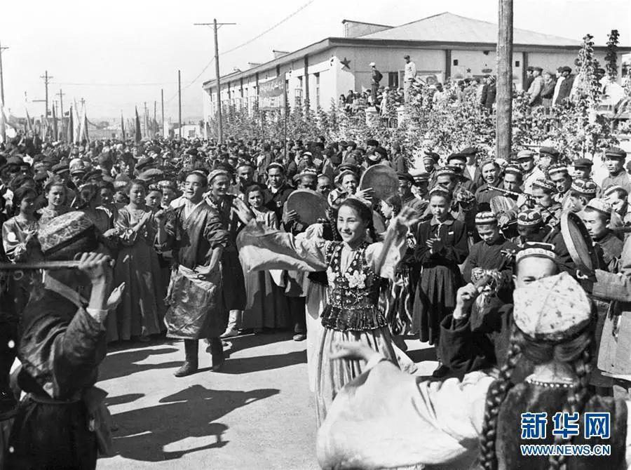 分享 |峥嵘岁月-中华民族大家庭图片