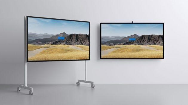 微软 50 英寸 Surface Hub 2S 将于今年晚些时候在中国上市:约 60189 元