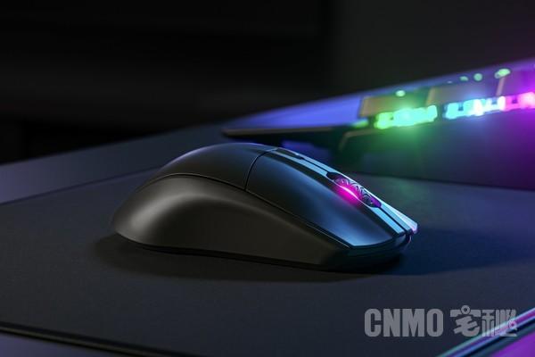 赛睿发布Rival 3无线游戏鼠标 400小时续航 约售340元