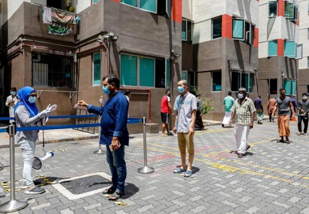 新加坡拟扩大新冠病毒检测范围