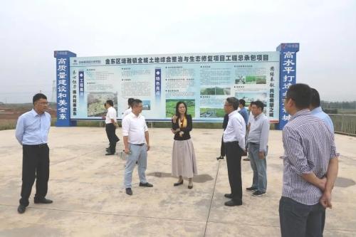自然资源部在浙江调研全域土地综合整治试点工作图片