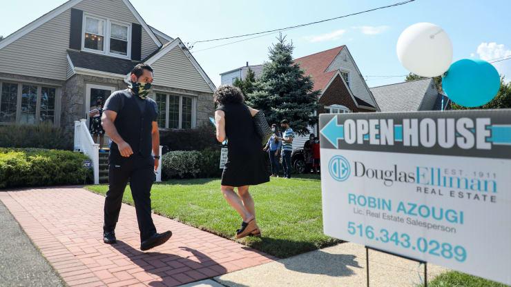 所有迹象都表明:美国房地产市场将继续走强!