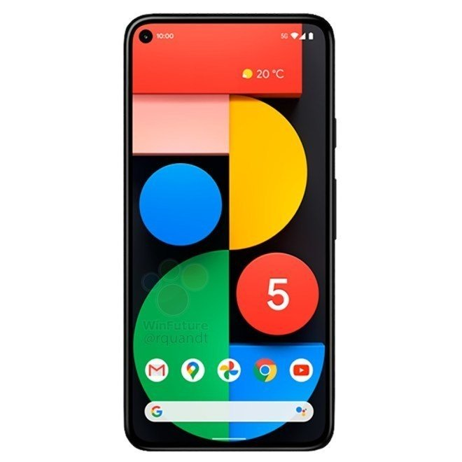 Google Pixel 5参数及价格曝光:中高端的谷歌旗舰?