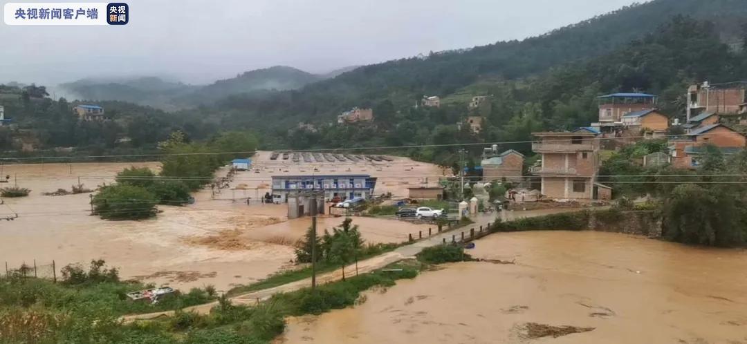 暴雨袭城!云南砚山7乡镇6339人受灾图片