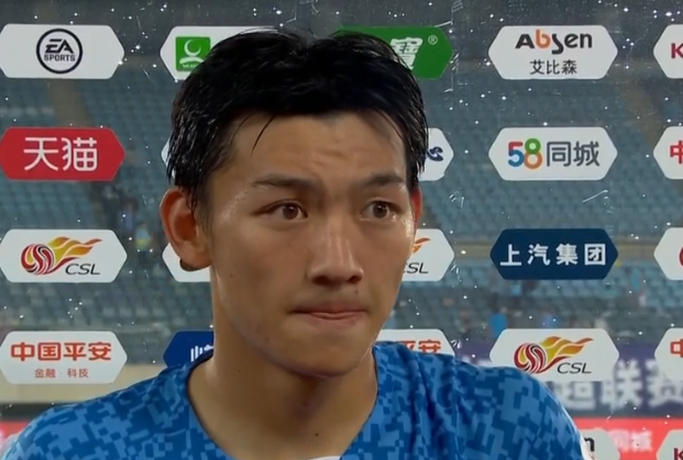 童磊:大连球迷氛围太好了,感谢他们的热情