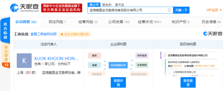 新股指南:大盘股金龙鱼明日可申购,顶格申购需市值75.50万元