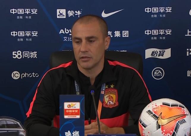卡帅:今天是中国足球的好课程,想提高得多方面共同提高