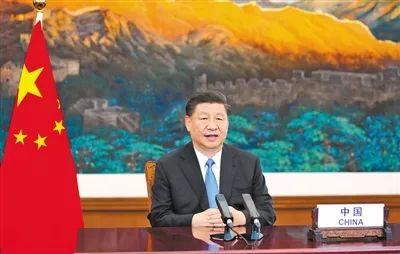 人民日报:人类如何战胜疫情?习近平主席提出这些中国主张图片
