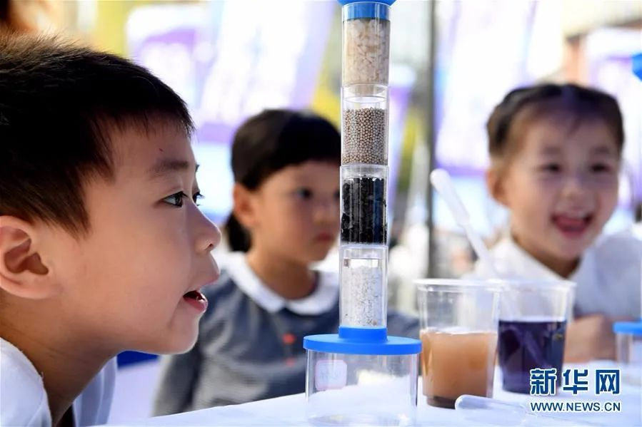 人民时评:给孩子们的梦想插上科学的翅膀图片
