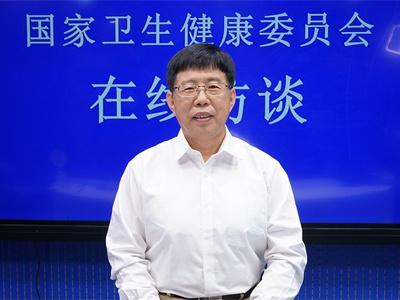 中国疾控中央学校卫生中央主任、北京大学儿童青少年卫生研究所传授马军