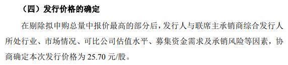 金龙鱼:股票发行价25.70元/股 9月25日进行网上和网下申购