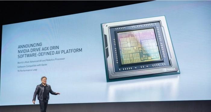 12核A78+安培GPU NV的Orin确认采用7nm 比RTX 3090还先进