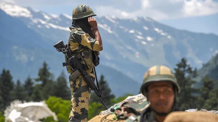 """印度边境部队将迎重要职责调整,被指""""野心勃勃"""""""