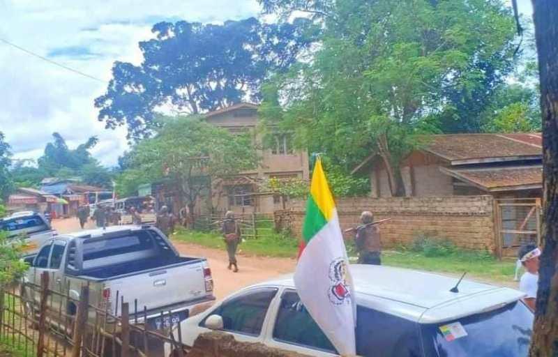 缅甸政府军连日来与缅北多支民族地方武装发生冲突