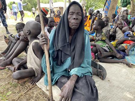 联合国提供1000万美元用于应对南苏丹洪灾