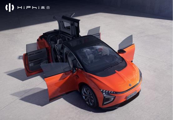 高合 HiPhi X 智能电动汽车上市:基于小冰技术的 HiPhiGo 实现全车级语音控制