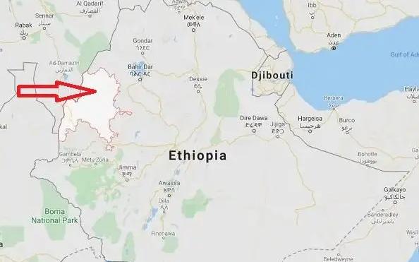 埃塞俄比亚西北部发生袭击事件 至少20位平民死亡