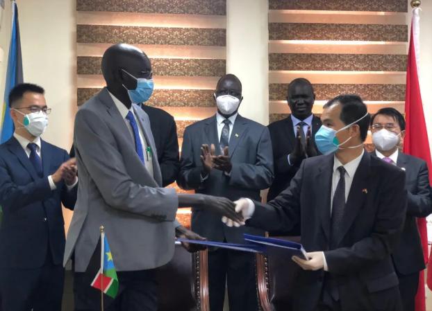 中国将援南苏丹建设朱尔河大桥 建成后将成为地区交通枢纽
